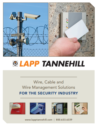Security Cable Flyer