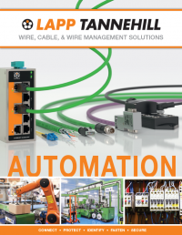 Automation Wire & Cable Brochure
